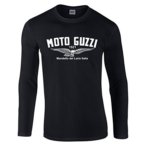 Tee-Shirts4U Herren T-Shirt, Logo Gr. XL, schwarz