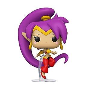 Funko- Pop Games: Shantae Figura Coleccionable, Multicolor (46778)