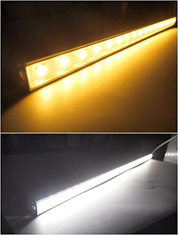 5050 Off Grid LED Light Tube Linear Light Bar Set