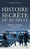 Yvonnick Denoël Histoire