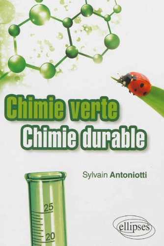 Chimie Verte Chimie Durable