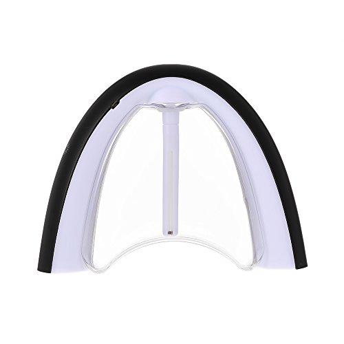 Anself - 400ml LED Humidificador Aromaterapia de Aire de Agua / Aceite Esencial, Niebla
