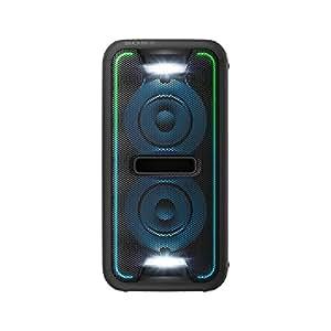 Sony GTK-XB7 Sistema Home Audio con Funzione Extra Bass, Bluetooth, NFC, USB, Nero