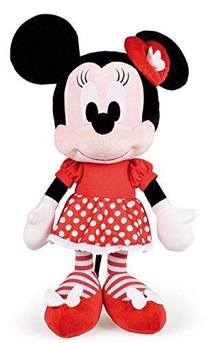 Minnie Mouse - Orso con I Love Design, 61 cm (Famous 760.010.135)
