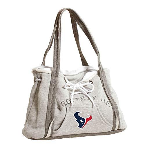 Littlearth NFL Hoodie Geldbörse, Unisex, Houston Texans, Gray
