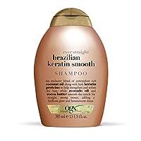 OGX Düzleştirici Brazilian Keratin Smooth Şampuan 385 ml 1 Paket (1 x 385 ml)