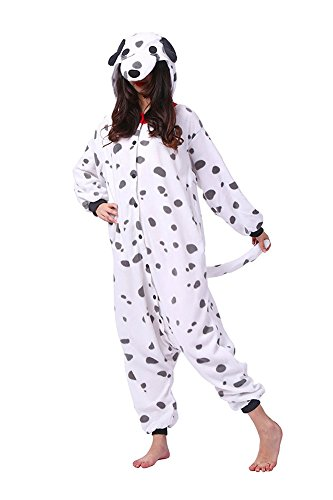 ene Animal Onesie Pyjamas Hund Tier Cosplay Party Kostüme L (Hund-geschenk-kostüm)