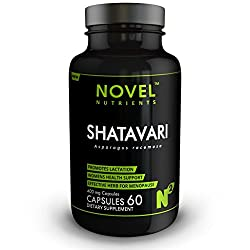 Shatavari 400 mg 60 Capsule