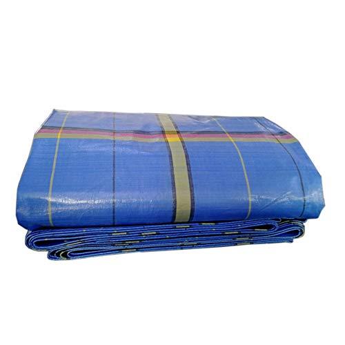Bâche extérieure légère, Anti-déchirure renforcée imperméable Polyvalente avec œillets (Taille : 3×4m)
