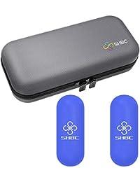 SHBC insulina per diabetici organizzare viaggi piu 'medicine per raffreddamento borsa con 2 ghiaccio gray