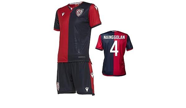 Soccer Jersey Cagliari Completo Bambino Nainggolan 2019-20
