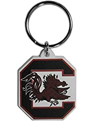 NCAA South Carolina Fighting Gamecocks Flexi Key Chain