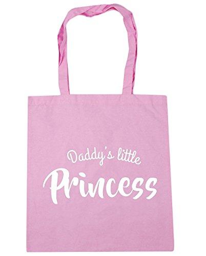 hippowarehouse-daddy-s-little-princess-tote-shopping-gym-beach-bag-42-cm-38-38-10-liter-gr-einheitsg