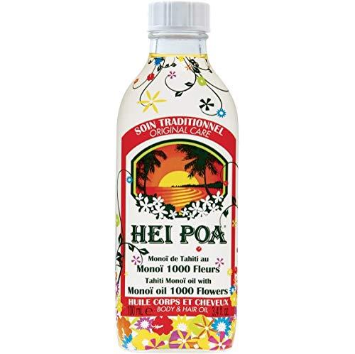 Hei Poa Monoï-Öl, pur, Parfüm, Tausend Blumen - Sinnlich Duftendes Bad