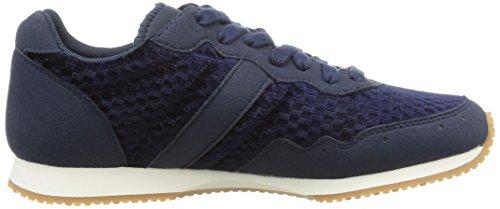 Le Coq Sportif Milos Vintage, Sneakers Basses femme Bleu (Dress Blue)