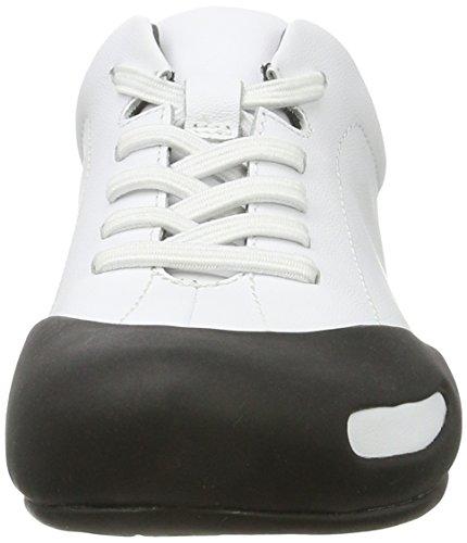 CAMPER Damen Peu Senda Sneaker Weiß (White Natural)