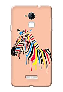 Coolpad Note 3 Plus Cases and Covers KanvasCases Premium Designer 3D Lightweight Hard Case