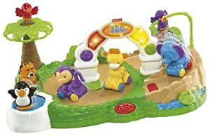 Fisher-Price - N2795 - Eveil - Zoo Mouvements Magiques