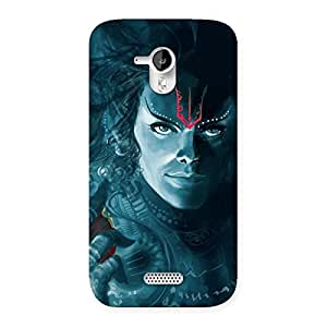 Stylish Young Devine Back Case Cover for Micromax Canvas HD A116