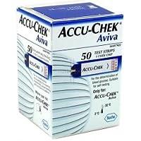 Accu-Chek Aviva Glucose Test Strips preisvergleich bei billige-tabletten.eu