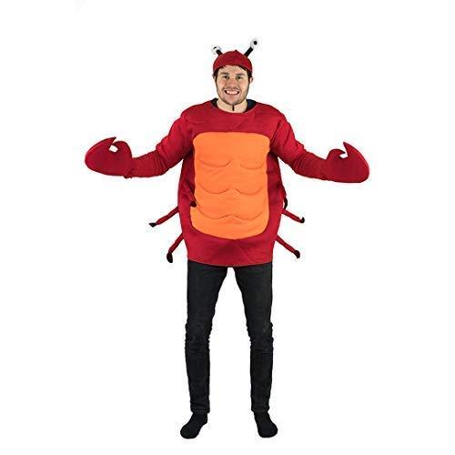 Bodysocks® Krabbe Kostüm für ()