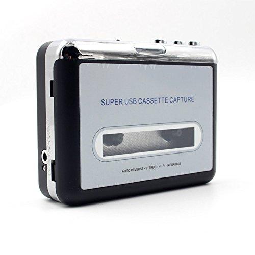 USB-Kassettenspie...