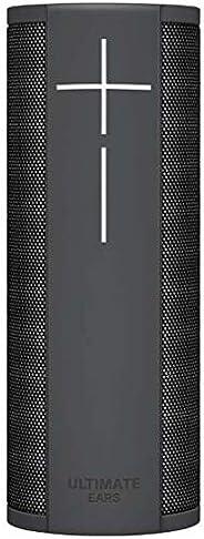 Ultimate Ears Megablast - Altavoz portátil con Bluetooth Sonido de 360° y Control por Voz Manos Libres, Color Negro (Reacond