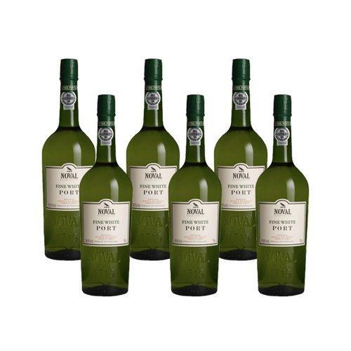 Portwein Noval Fine White - Dessertwein- 6 Flaschen