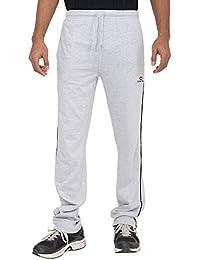Comfort Plus Men's Casual Track Pant ( Grey Maelange )