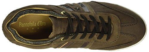 Pantofola d'Oro Imola Jeans Uomo Low, Sneakers basses homme Braun (.Iku)
