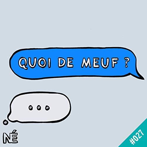 Couverture du livre QDM de poche spécial Angoulême avec la dessinatrice Lisa Mandel: Quoi de meuf 27