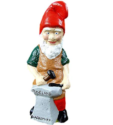 Garden Gnome ~ Henry ~ YE Old Forge