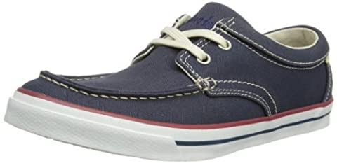 Timberland Earthkeepers Hookset Camp Boat Oxford, Baskets mode homme - Bleu (Blue), 44 EU (9.5 UK) (10 US)