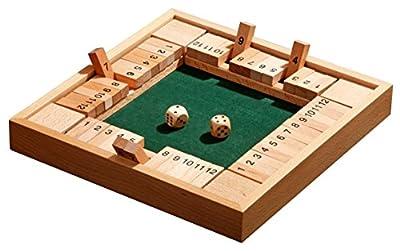 Philos - 3281 - Ferme La Boîte Pour 1-4 Joueur - 12 Pièces