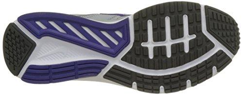 Nike 831535-015, Sneakers trail-running femme Gris (Wolf Grau/fierce Purple)