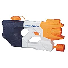 Idea Regalo - Nerf - Super Soaker Pistola d'acqua H20 Tornado Scream