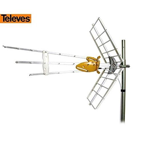 Televes 149902-Antenne terrestre Dat HD LTE Boss 790UHF
