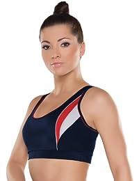 Damen Sport Bikini Oberteil Sport-BH Bikini-BH Modell 043