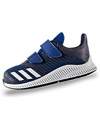 Adidas Hoops VS CMF INF, Zapatos (1-10 Meses) Unisex Bebé, Blanco (Ftwbla/Plamat/Rossua), 21 EU