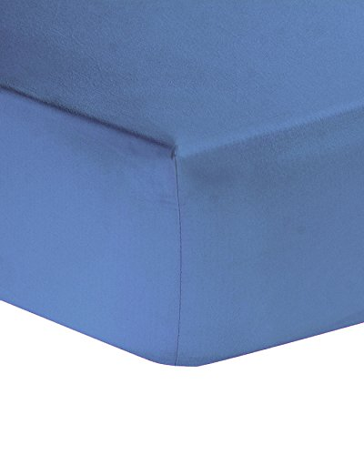 amigozone-plain-pollycotton-fitted-sheet-double-mid-blue