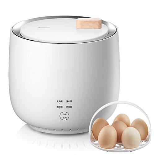 Taurusb 600W elektrische Ei-Maschine, Eierkocher, Rapid-Eierkocher, Eierkocher für Heim Frühstück Maschine Mini Digester Küchengeräte Dampfgarer