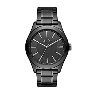 Armani Exchange Analog Black Dial Men's Watch - AX2322