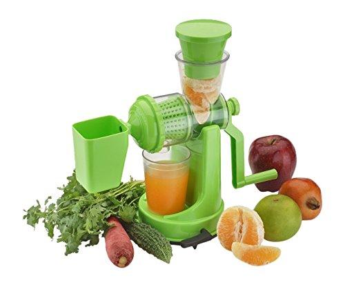 Floraware Plastic Hand Juicer, Green (ABS-JUICER)