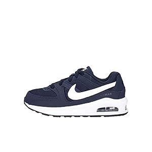 Nike - SCARPE BAMBINO NIKE AIR MAX COMMAND FLEX (PS) PRE-SCHOOL SHOE BLU P/E 2017 844347-400 - 305885 - 31-