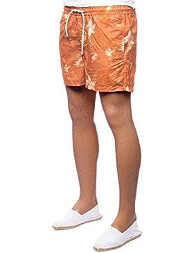 JACK & JONES Jjisunset Swim Shorts Floral WW Camp, Bañador para Hombre