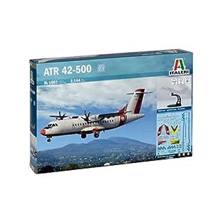 Italeri 510001801 - 1:144 ATR 42 / 500, Luftfahrt