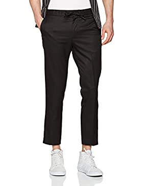 New Look Smart Jogger, Pantalones para Hombre