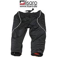 Lisaro Sportastic–Pelota de Pantalones/Pantalones de Sportastic–Pelota de Mediados de llang, Schwarz_Blau