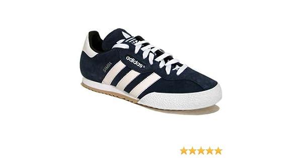 4b0558740507 adidas Samba Suede Indoor Classic Football Trainers - 8.5: Amazon.co.uk:  Shoes & Bags