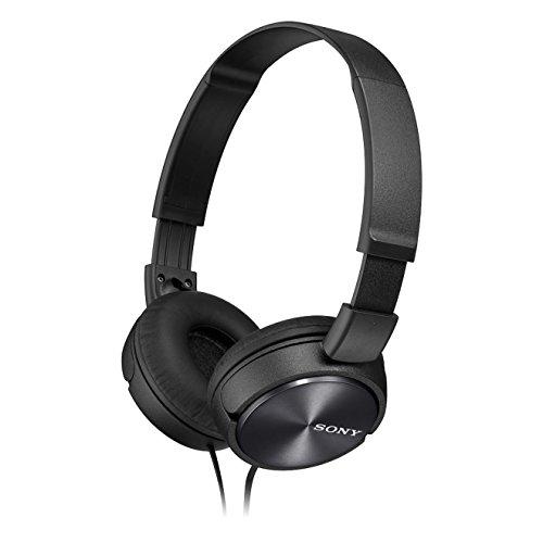 Sony MDR-ZX310APB - Auriculares de diadema cerrados (con micrófono, control remoto integrado),...